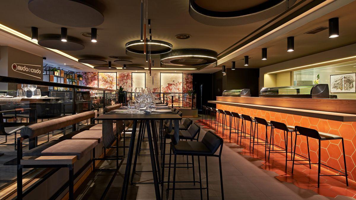 Design Per Ristoranti : Illuminazione per ristoranti