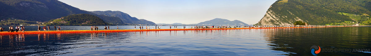 FloatingPiers PAN 8390 Panorama